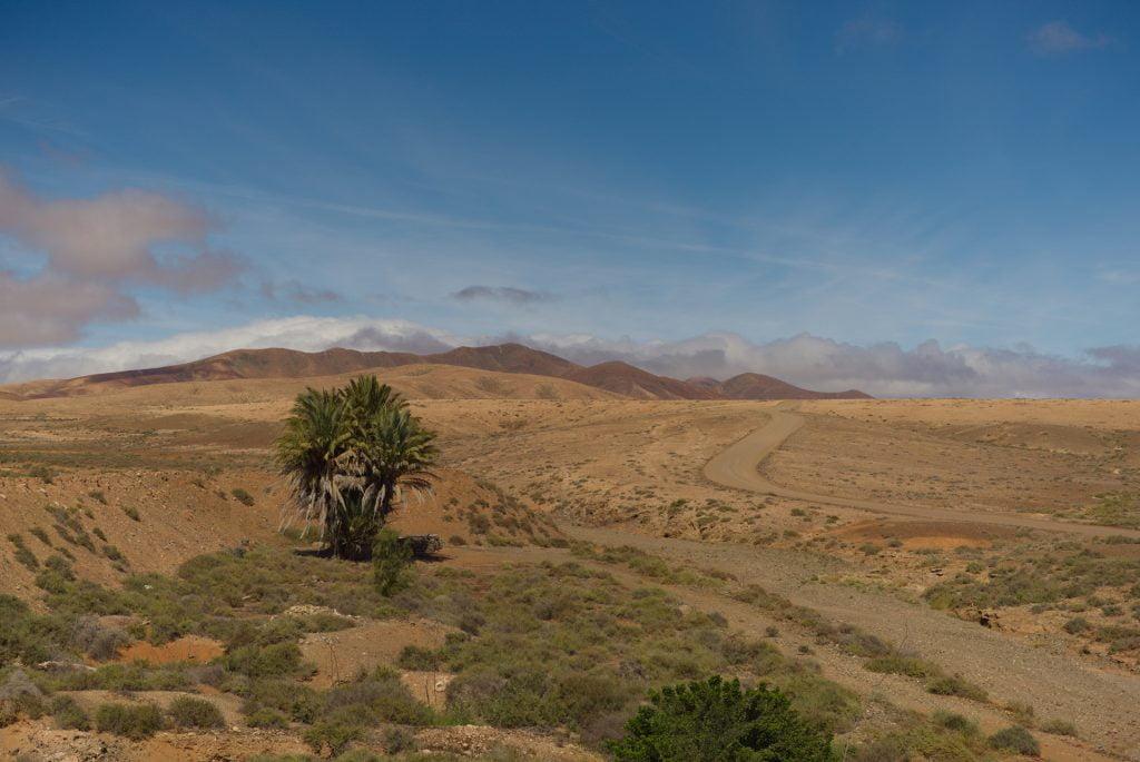 Fuerteventura Desert Interior