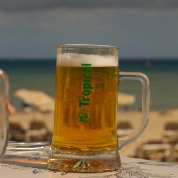 Beer in the Canary Islands